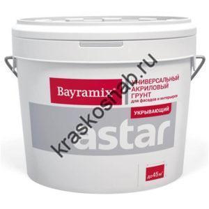 Bayramix Astar Укрывающий универсальный грунт для внутренних и наружных работ
