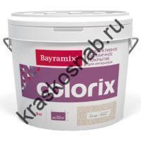 Bayramix Colorix структурное мозаичное покрытие с добавлением цветных чипсов (флоков)