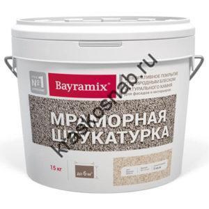Bayramix мраморная штукатурка с естественным блеском натурального камня