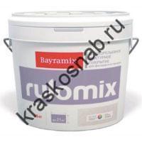 Bayramix Rulomix текстурное покрытие для фасадных и интерьерных работ с эффектом «мелкая шуба»