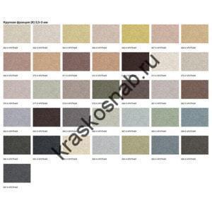Bayramix Baytera текстурное покрытие для фасадных и интерьерных работ с эффектом «короед» (крупная фракция)