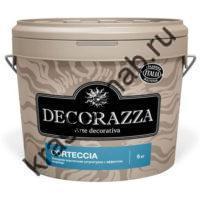 DECORAZZA CORTECCIA эластичный фактурный силиконовый материал с эффектом «короед»