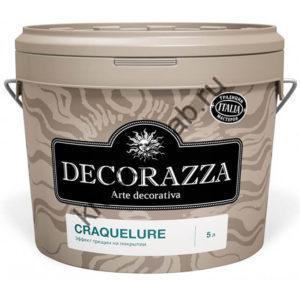 DECORAZZA CRAQUELURE декоративное материал создающий эффект трещин на покрытии
