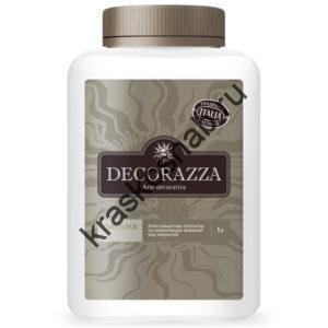 DECORAZZA FINITURA влагозащитная пропитка не изменяющая внешний вид покрытия