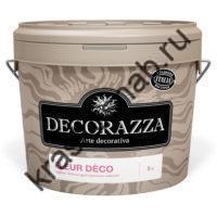 DECORAZZA FLEUR DECO декоративный лак с эффектом блеска драгоценных камней