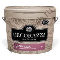 DECORAZZA LUCETEZZA декоративное покрытие с эффектом перламутровых песчаных вихрей