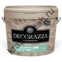 DECORAZZA MICROCEMENTO FRONTE высокопрочный декоративный материал с эффектом бетона (мелкая фракция)
