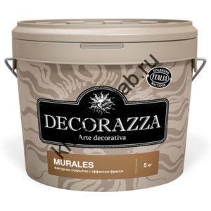 DECORAZZA MURALES фактурное покрытие с эффектом плавных цветовых переходов