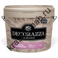 DECORAZZA STUCCO VENEZIANO декоративное покрытие с эффектом классической венецианской штукатурки