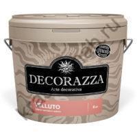 DECORAZZA VELLUTO декоративное покрытие с эффектом матового шёлка