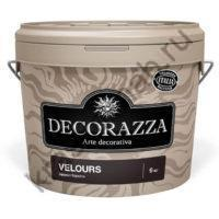 DECORAZZA VELOURS декоративное покрытие с эффектом бархата