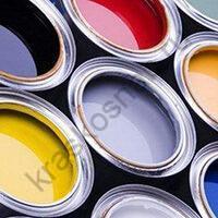 Краски на растворителях