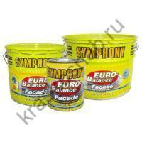 SYMPHONY EURO-BALANCE FACADE SILOXAN силоксаномодифицированная водоразбавляемая краска