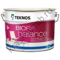 TEKNOS BIORA BALANCE полностью матовая краска для внутренних работ