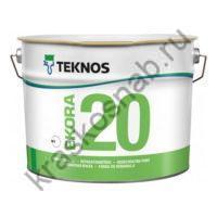 TEKNOS EKORA 20 краска для ремонтных работ
