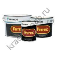 TEKNOS FERREX антикоррозионная грунтовочная краска
