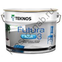 TEKNOS FUTURA AQUA 3 адгезионная грунтовка