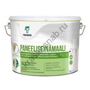 TEKNOS PANEELISEINÄMAALI водоразбавляемая краска для панельных стен