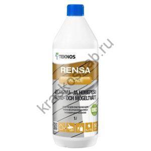 TEKNOS RENSA FACADE средство для очистки фасадов