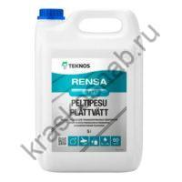 TEKNOS RENSA STEEL моющее средство для гальванизированных поверхностей
