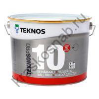 TEKNOS TEKNOSPRO 10 водоразбавляемая матовая краска для стен