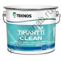 TEKNOS TIMANTTI CLEAN антимикробная краска