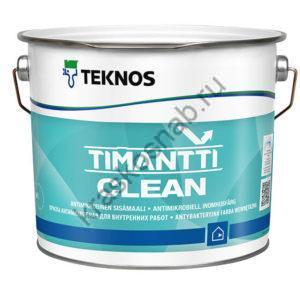 TEKNOS TIMANTTI CLEAN антимикробная краска