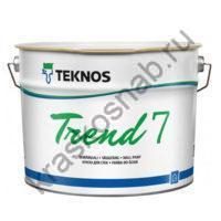 TEKNOS TREND 7 водоразбавляемая акрилатная краска