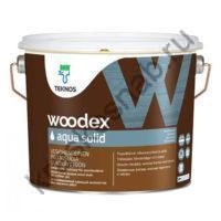 TEKNOS WOODEX AQUA SOLID кроющий антисептик для наружных работ