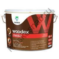 TEKNOS WOODEX CLASSIC прозрачный алкидный лессирующий антисептик
